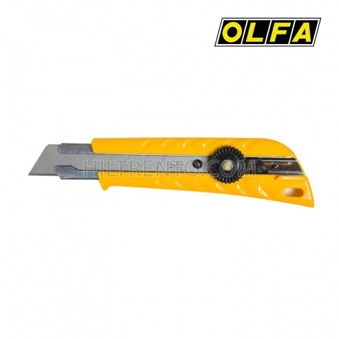 Cutter profesional olfa L-1 18 mm