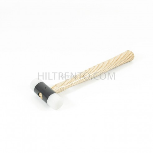 Martillo cabeza nylon 34 mm