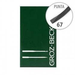 Groz-Beckert lezna HN 90/ 39.180. 67 G 1 8001 NO. 43 - 10 uds