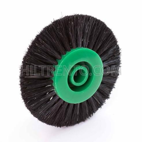Cepillo circular cerda extra fuerte convergente