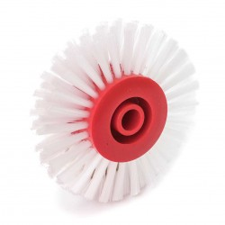 Cepillo circular nylon fuerte recto