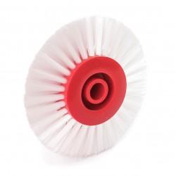 Cepillo circular nylon fuerte convergente