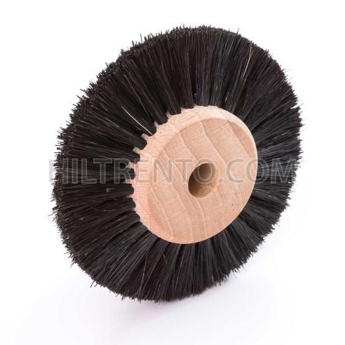Cepillo circular cerda fuerte convergente