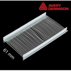 Navete nylon 61 mm T-End Avery Dennison - 2500 uds