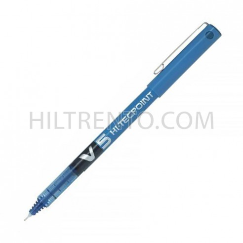 Bolígrafo PILOT V5 Azul