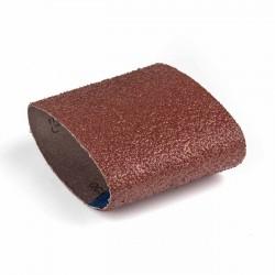 Banda de lija tela roja 285x110 mm grano 24 - Pack 10 uds