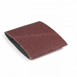 Banda de lija tela roja 285x110 mm grano 40 - Pack 10 uds
