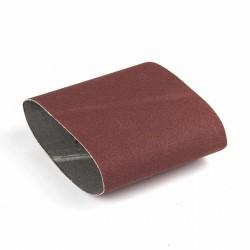 Banda de lija tela roja 285x110 mm grano 120 - Pack 10 uds