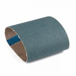 Banda de lija tela azul 285x110 mm grano 60 - Pack 10 uds
