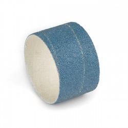 Banda de lija 50x33 mm grano 60 - Pack 10 uds