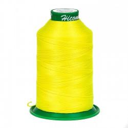 Hilo poliamida 6.6 20/3 amarillo fluor - Bobina 750 mts