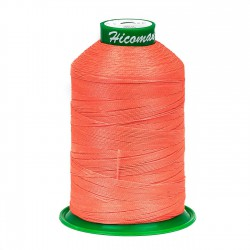 Hilo poliamida 6.6 20/3 naranja fluor - Bobina 750 mts