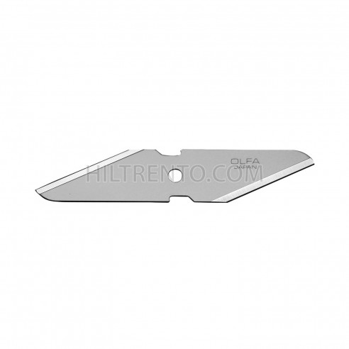 Cuchilla olfa CKB-1 18 mm (2 Ud)