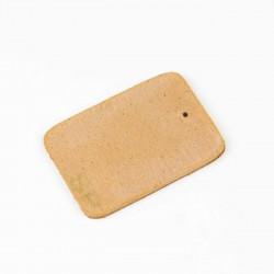 Rueda limpiadora cuerolite cuero 3 mm - Pack 10 uds