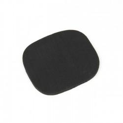 Rueda limpiadora cuerolite negra 2 mm - Pack 10 uds