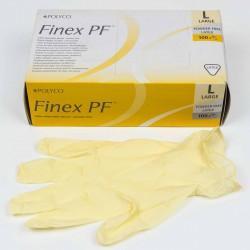 Guantes de látex desechables Polyco Fine PF- Caja 100 uds