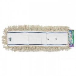 Repuesto mopa plana 60 cm algodón Cisne