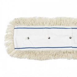 Repuesto mopa plana 75 cm algodón Cisne