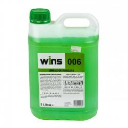 Limpiador manzana Wins 006 - 5 litros