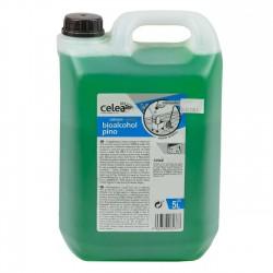 Bioalcohol limpiador neutro pino Celea - 5 litros