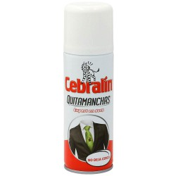 Quitamanchas en seco Cebrelin 200 ml