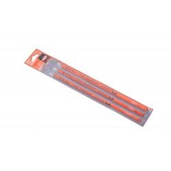 Hojas de sierra para Metal, madera y plástico