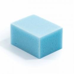 Esponja envasa azul