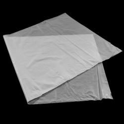 Lámina plástico blanca 30 x 60 cm - Pack 1000 uds