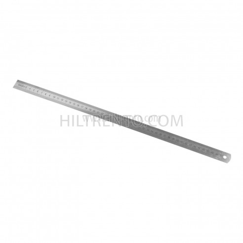 Regla metálica flexible 50 cm