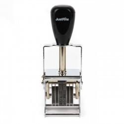 Sello numerador automático 4 mm 2 dígitos Justrite