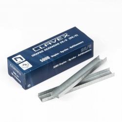 Grapas clavex 26/6 - Caja 5000 unidades