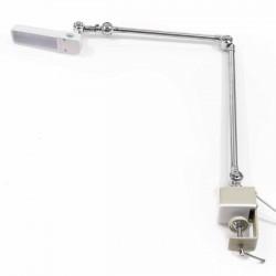 Flexo articulado led rosca de mesa para maquina coser