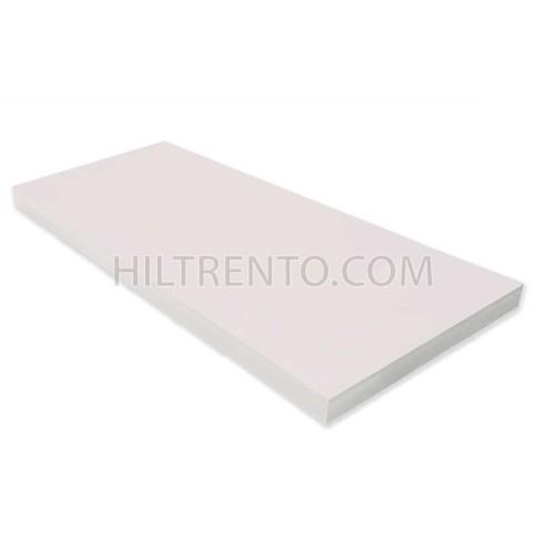 Tablero de corte troquelado blanco 1600x450x50mm hiltrento - Tablero blanco ...