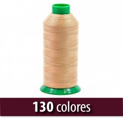 Hilo poliamida 6.6 (nylon) grosor 40/3 - Bobina 125 grs