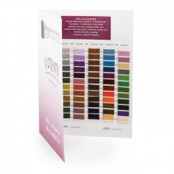 Carta de colores física - Hilo Hiltrento poliamida 6.6