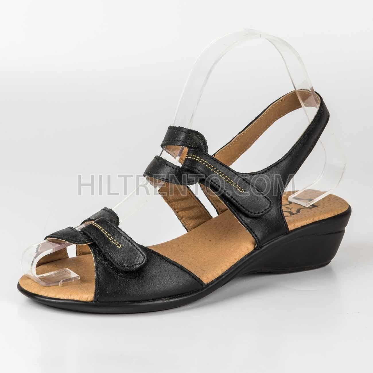 Soporte para sujetar sandalias transparente - Hiltrento.com