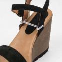 Pinza fijador sandalia transparente - Pack 2000 uds
