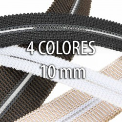 Elástico HT hilo transparente 6 mm - Carrete 150 mts
