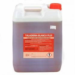Taladrina blanca plus lubricante acero - 10 Litros