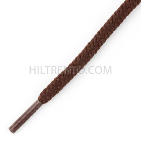 Cordón redondo cuero 3 mm x 75 cm - CC3775C