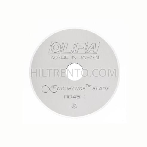 Cuchilla redonda giratoria RB45H-1