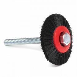 Eje roscado 10x110 mm adaptador cepillo taladro