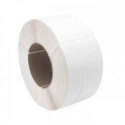Fleje Automático Polipropileno Blanco 12 mm