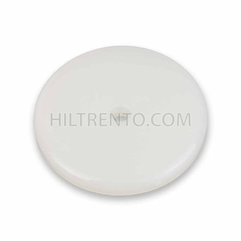 Zócalo disco nylon para pilón regulable con agujero