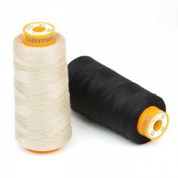 Hilo gutermann poly-cotton para tapicería - bobina 1000 mts