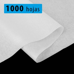 Papel sulfito blanco 21x58 cm - Pack 1000 hojas