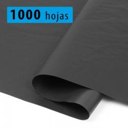 Papel sulfito negro 29x60 cm - Pack 1000 hojas