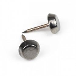 Tachuela cabeza cónica 8.5 mm RJ2090 níquel negro - Pack 1000 uds