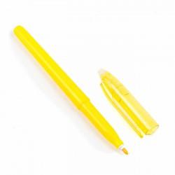 Rotulador figurar amarillo, borrable con calor