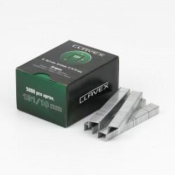 Grapas clavex 131/10 (13/8) - Caja 5000 unidades